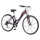 "Schwinn Womens Trailway 28""/700c Hybrid Bike - Purple"
