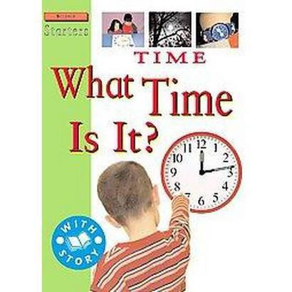 Time (Hardcover)