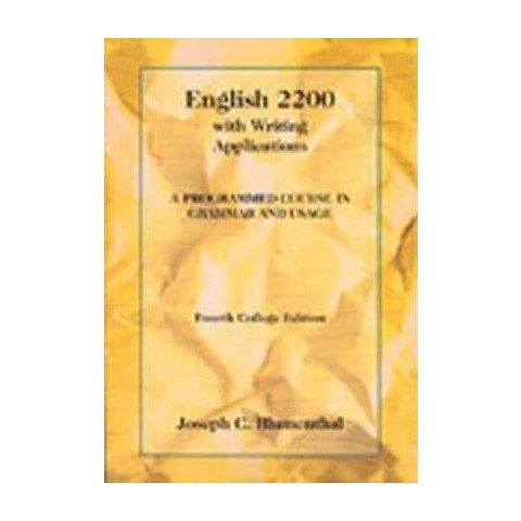 English 2200 (Subsequent) (Paperback)