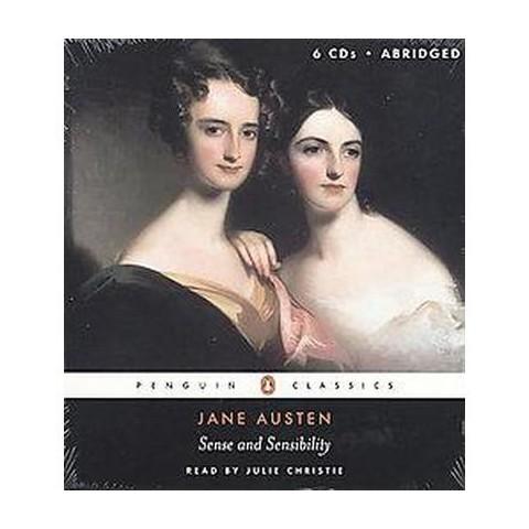 Sense and Sensibility (Abridged) (Compact Disc)