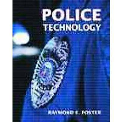 Police Technology (Paperback)