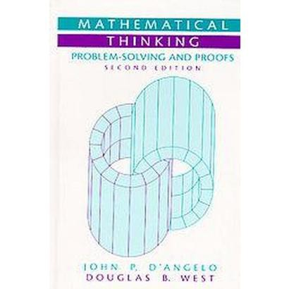 Mathematical Thinking (Subsequent) (Hardcover)