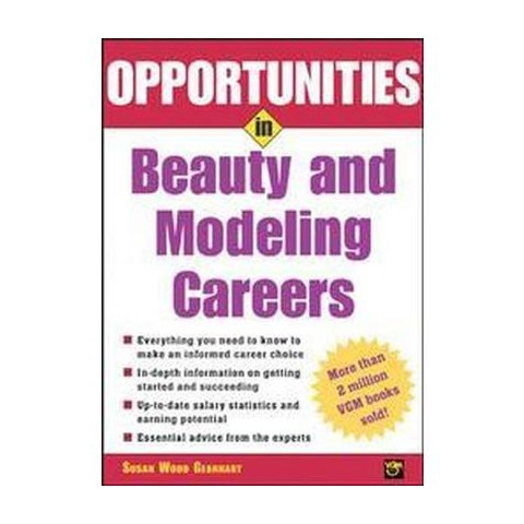 Opportunities in Beauty and Modeling Careers (Paperback)