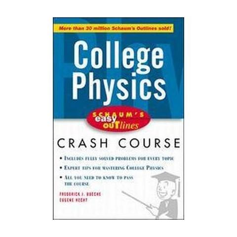 College Physics Crash Course (Paperback)