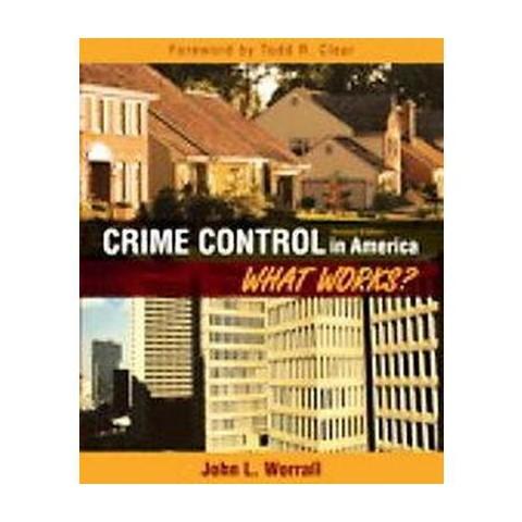 Crime Control in America (Paperback)