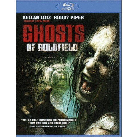Ghosts of Goldfield (Blu-ray) (Widescreen)