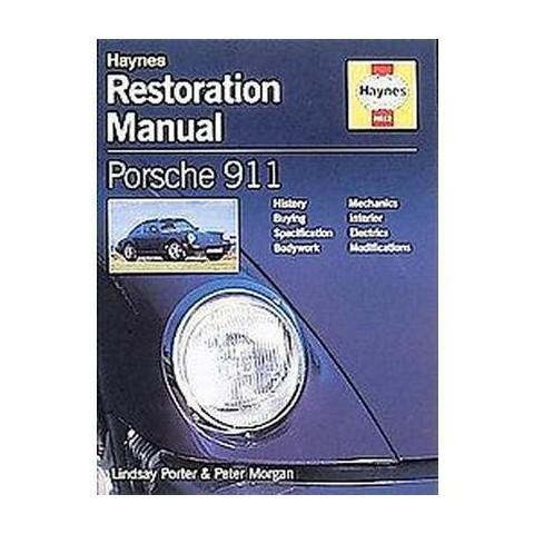 Porsche 911 Restoration Manual (Hardcover)
