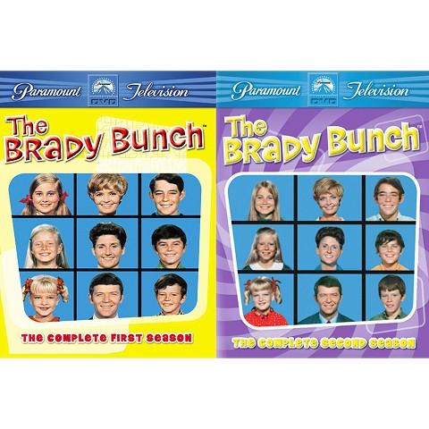 Brady Bunch Season 1 & 2 (2-Pack)