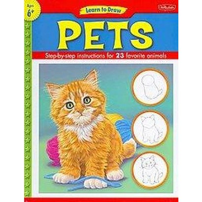 Learn to Draw Pets (Hardcover)