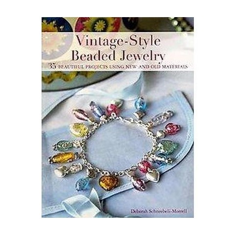 Vintage-Style Beaded Jewelry (Paperback)