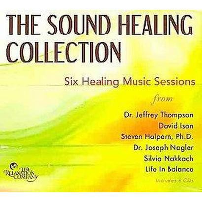 The Sound Healing Collection (Compact Disc)