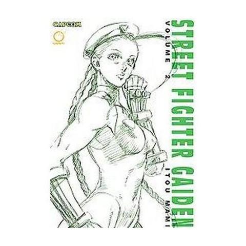 Street Fighter Gaiden 2 (Paperback)