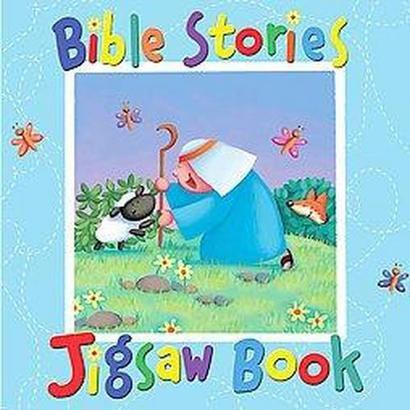 Bible Stories Jigsaw Book (Board)