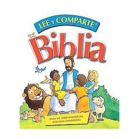 Biblia Lee y Comparte / Read and Share Bible (Hardcover)