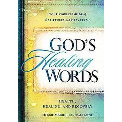 God's Healing Words (Hardcover)