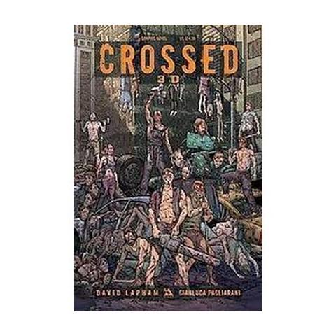 Crossed 3d 1 (Hardcover)