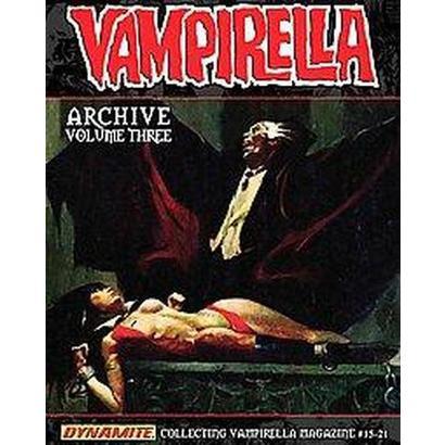 Vampirella Archives 3 (Hardcover)