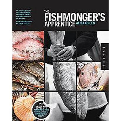 Fishmonger's Apprentice (Mixed media product)