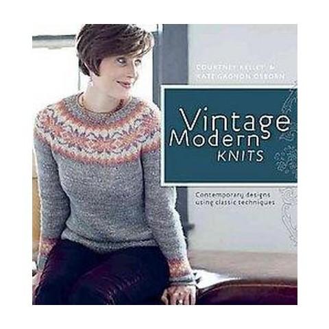Vintage Modern Knits (Paperback)