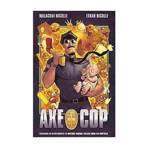 Axe Cop 1 (Paperback)