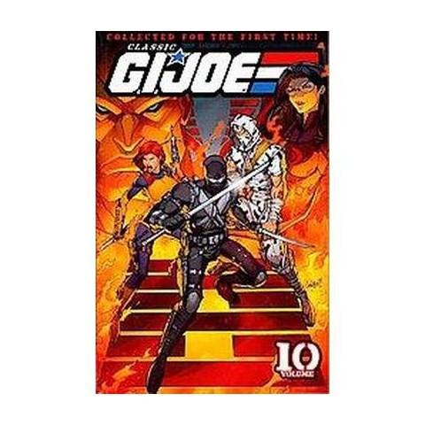 Classic G.i. Joe 10 (Paperback)
