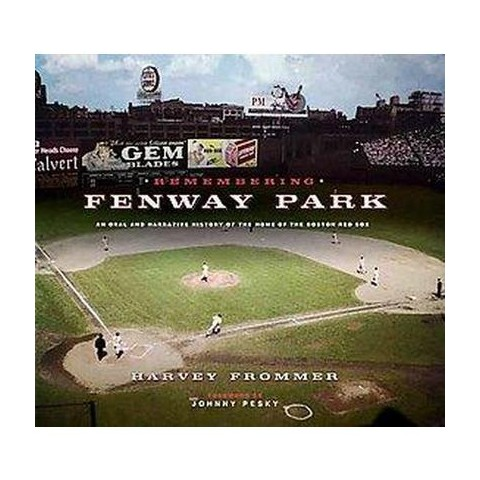 Remembering Fenway Park (Hardcover)