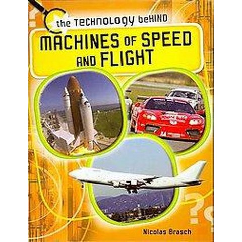 Machines of Speed and Flight (Hardcover)