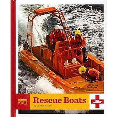 Rescue Boats (Hardcover)