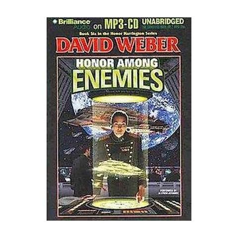 Honor Among Enemies (Unabridged) (Compact Disc)