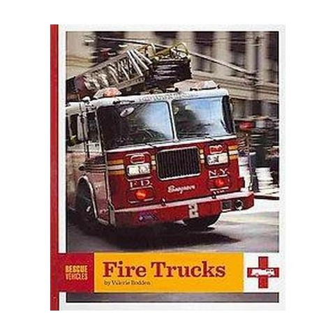 Fire Trucks (Hardcover)