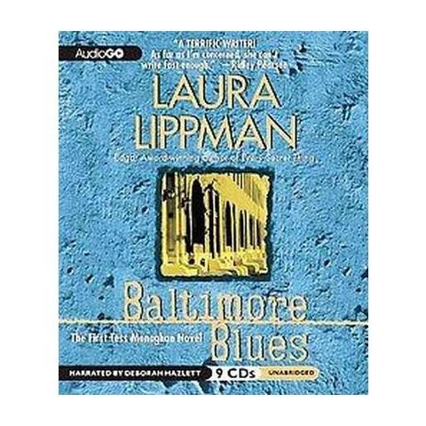 Baltimore Blues (Unabridged) (Compact Disc)