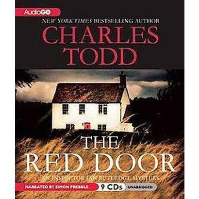 The Red Door (Unabridged) (Compact Disc)