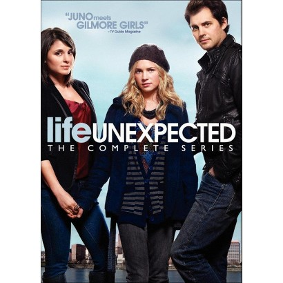 Life Unexpected: The Complete First & Second Seasons (6 Discs) (Widescreen)