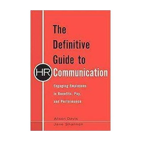 The Definitive Guide to HR Communication (Hardcover)