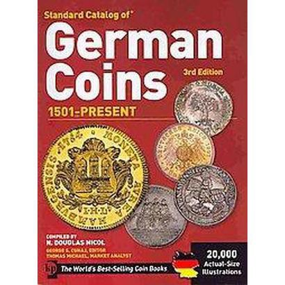 Standard Catalog of German Coins (Paperback)