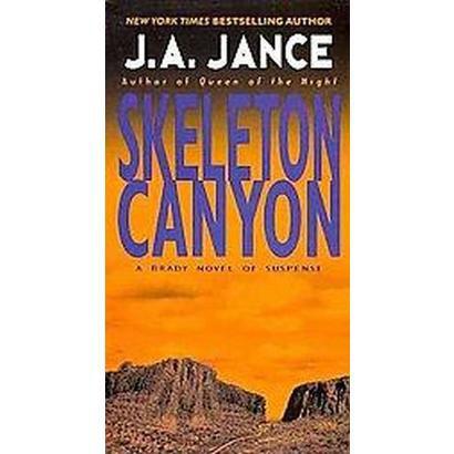 Skeleton Canyon (Reissue) (Paperback)