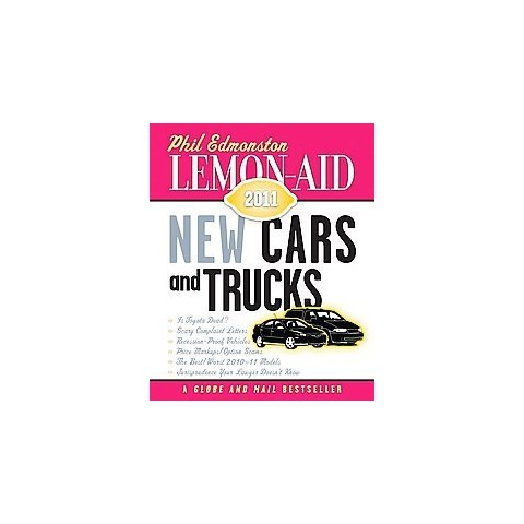 Lemon-aid New Cars and Trucks 2011 (Paperback)