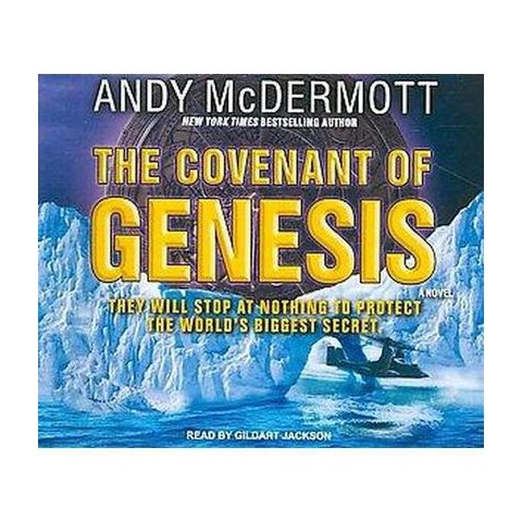The Covenant of Genesis (Unabridged) (Compact Disc)