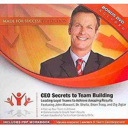CEO Secrets to Team Building (Mixed media product)