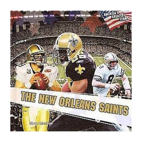 The New Orleans Saints (Hardcover)