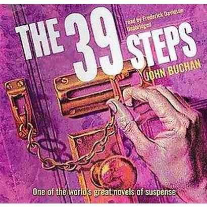 The 39 Steps (Unabridged) (Compact Disc)