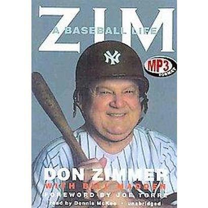 Zim (Unabridged) (Compact Disc)