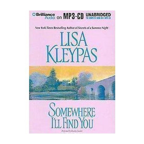 Somewhere I'll Find You (Unabridged) (Compact Disc)