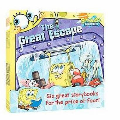 SpongeBob Nick Value Pack #6 (Paperback)