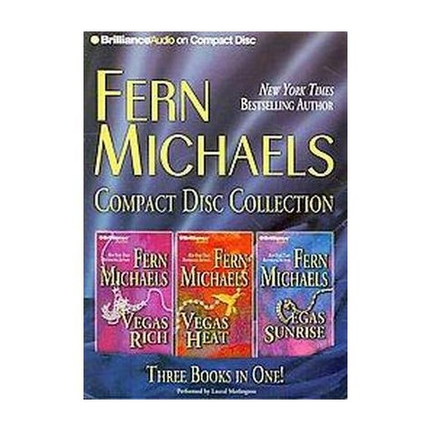 Fern Michaels Compact Disc Collection (Abridged) (Compact Disc)