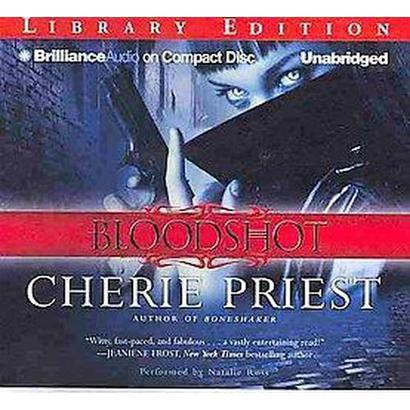 Bloodshot (Unabridged) (Compact Disc)