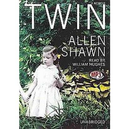 Twin (Unabridged) (Compact Disc)