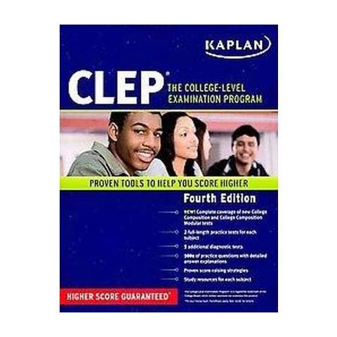 Kaplan CLEP (Paperback)