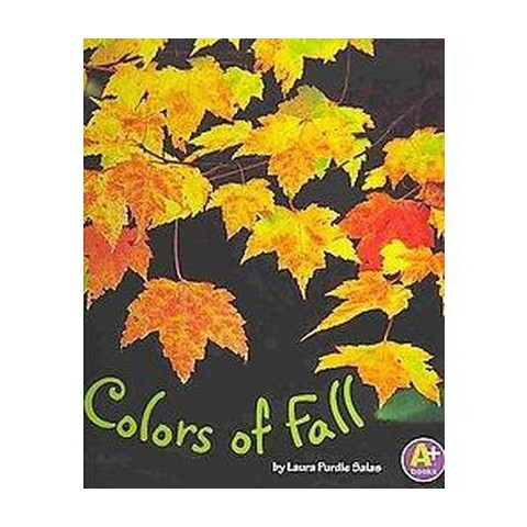 Colors of Fall (Hardcover)