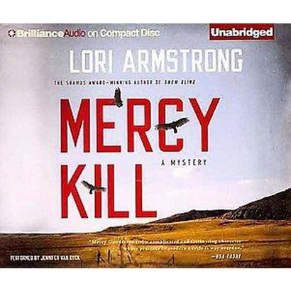 Mercy Kill (Unabridged) (Compact Disc)